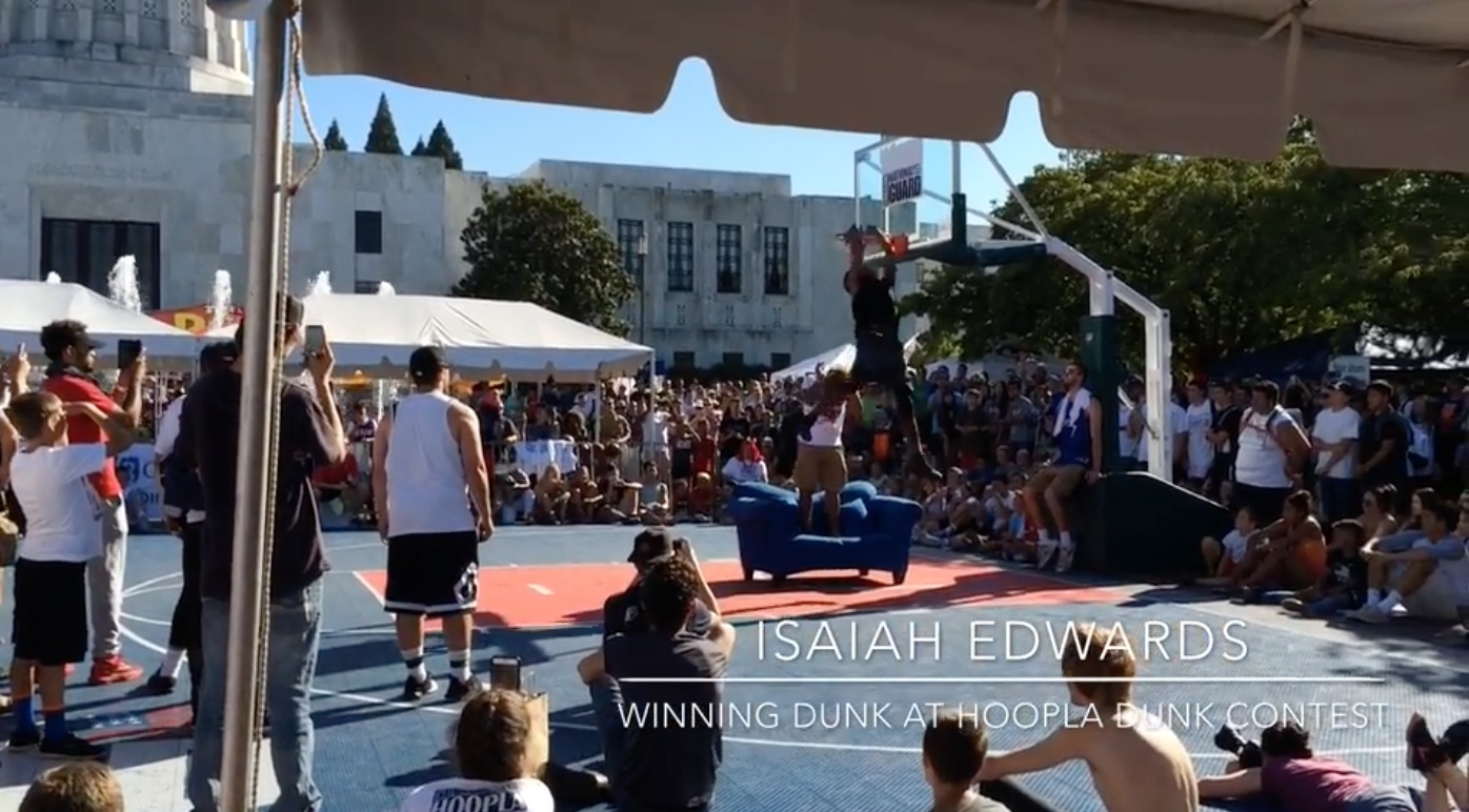 170805 Isaiah Edwards Wins dunk